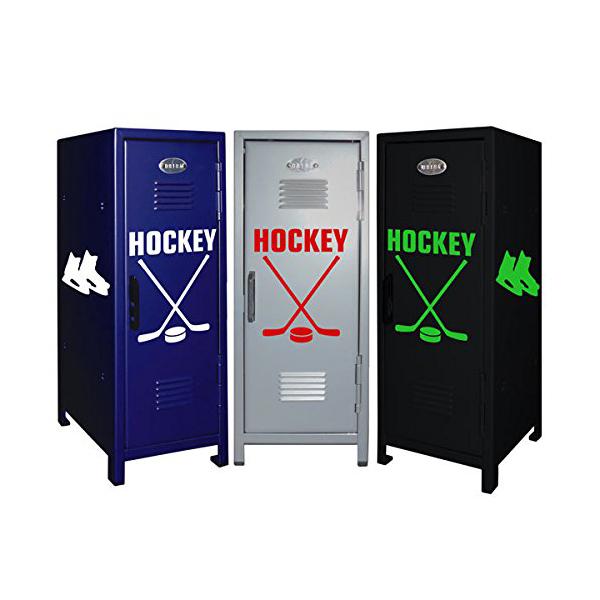 Mini Hockey Locker Photo